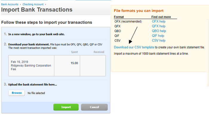 How to Import a bank Statement into Xero  - Balance Experts